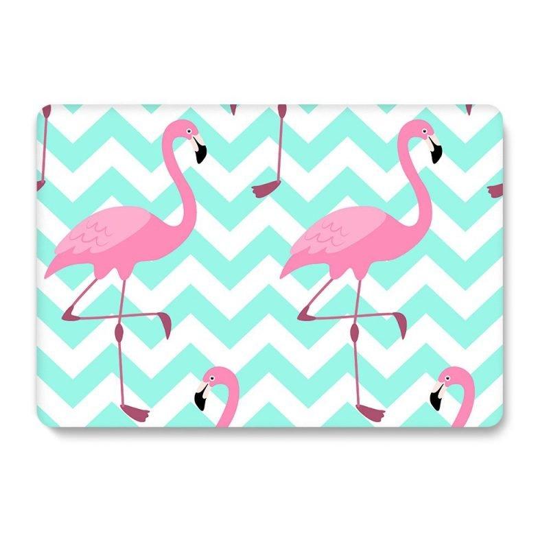 wholesale macbook cases flamingo
